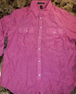 Lauren Ralph Lauren button down dress shirt